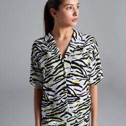 368114b88decb4 Koszule damskie z motywem zwierzęcym, lato 2019 w Domodi