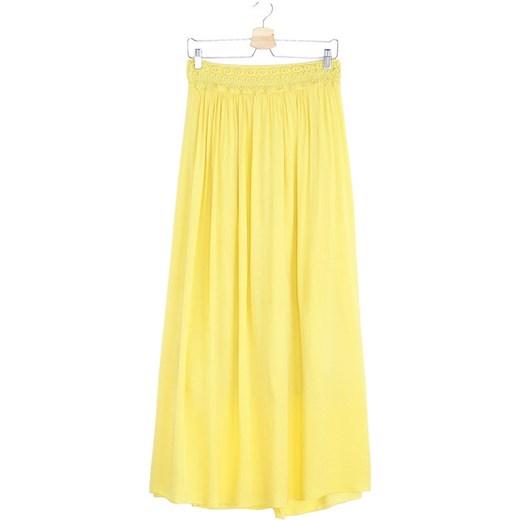a578ed1496 ... Żółta Spódnica You Will Answer Born2be M promocyjna cena Born2be Odzież
