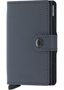 Secrid, Niewielki portfel z ochraniaczem na karty Szary Secrid  Hirmer - kod rabatowy