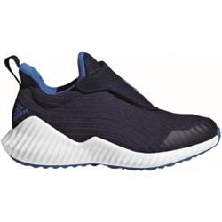 d23686b72c90a Granatowe buty dziecięce adidas, wiosna 2019 w Domodi