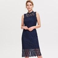 1fef818a6c Sukienka Reserved bez rękawów midi