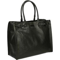 a14f4bb2fa159 Shopper bag Venezia glamour bez dodatków matowa