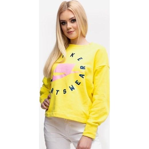 całkiem tania Hurt sprzedawca detaliczny Bluza damska Nike krótka bawełniana Odzież Damska IK Bluzy ...