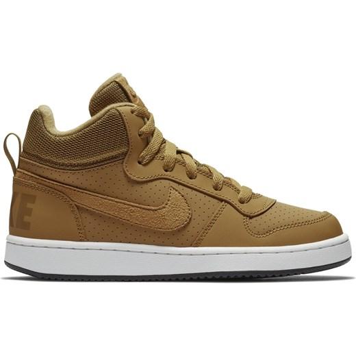 9675de37 Nike trampki damskie court sportowe wiązane bez wzorów na lato w Domodi