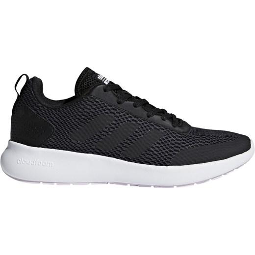 Adidas Performance buty sportowe damskie do biegania płaskie sznurowane wiosenne bez wzorów