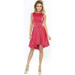 09e3c14ed939 Sukienka Coco Style bez rękawów na sylwestra midi