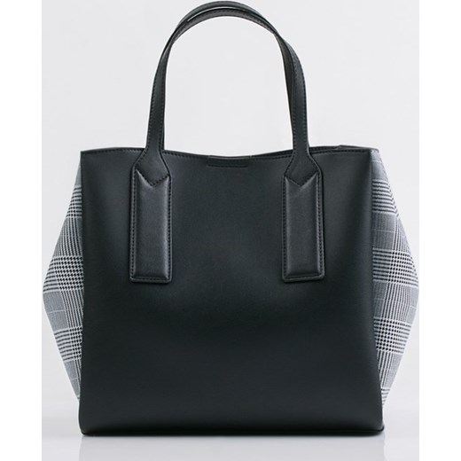 17aee1952f542 Shopper bag Monnari ze skóry ekologicznej elegancka w Domodi