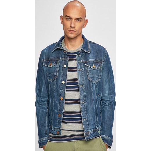 c91e622c65d45 Kurtka męska Guess Jeans w stylu młodzieżowym bawełniana w Domodi