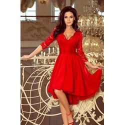 149dfbffc5 Sukienka Numoco asymetryczna z dekoltem v