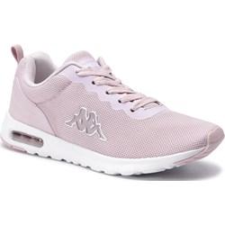 c703caf7 Buty sportowe damskie Kappa do fitnessu różowe wiązane