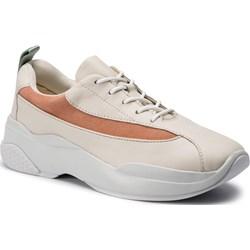 ac46b9653e6dc Sneakersy damskie beżowe Vagabond na koturnie ...