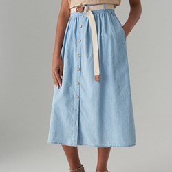 319bc7abeab77 Spódnica Mohito w miejskim stylu gładka