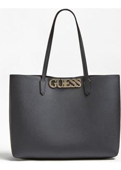Torba Typu Shopper Model Uptown Chic  Guess  - kod rabatowy