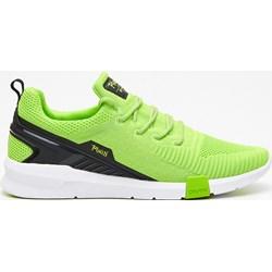 e0750ba4 Buty sportowe męskie Cropp sznurowane młodzieżowe zielone