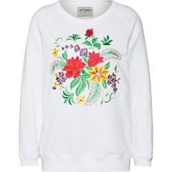 0c444adc9 Bluza damska Adidas Originals wielokolorowa w kwiaty dresowa w Domodi