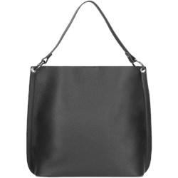 69afaf4ae7a15 Shopper bag Wojas skórzana bez dodatków