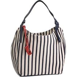 b5ba35ff25c82 Shopper bag Gabor bez dodatków na ramię duża ...