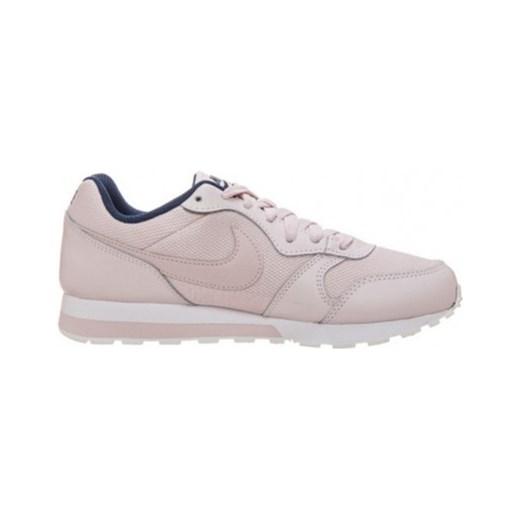 Buty sportowe damskie Nike do biegania md runner sznurowane na koturnie