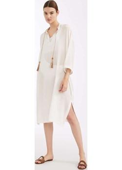 Silk crepe de chine dress Maxmara   - kod rabatowy