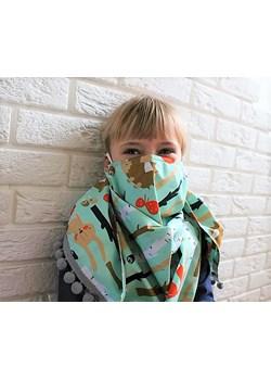 Chusta antysmogowa SmoGa Dziecko Smoga Manufaktura Szczecin  wyprzedaż SmoGa  - kod rabatowy