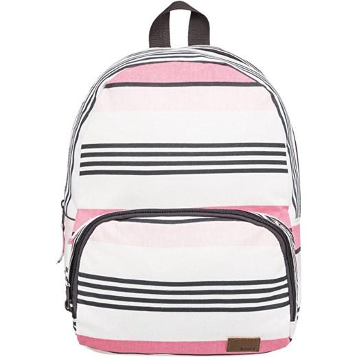 19bdd78829c51 ROXY Plecak Always Core Canvas Marshmallow Day Brea k Stripe  ERJBP03830-WBT5, BEZPŁATNY ODBIÓR