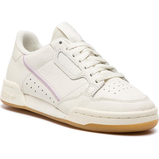 Buty adidas - Continental 80 W G27718  Owhite/Orctin/Sofvis  Adidas 37 1/3 eobuwie.pl