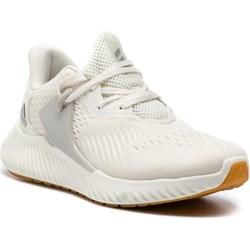 Buty sportowe damskie Adidas do biegania alphabounce płaskie sznurowane