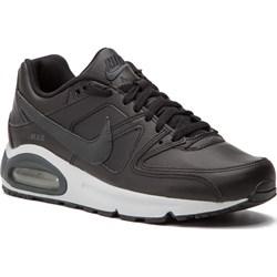 2fb545baa Nike buty sportowe męskie na jesień czarne sznurowane