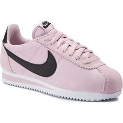 finest selection e38fe 69089 Buty sportowe damskie Nike reebok nylon sznurowane różowe płaskie z  tworzywa sztucznego ...