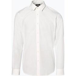 07db6dbe9fd88 Białe koszule męskie boss, lato 2019 w Domodi