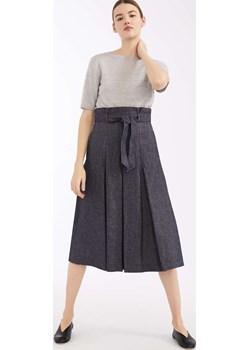 Cotton and linen culottes  Maxmara  - kod rabatowy