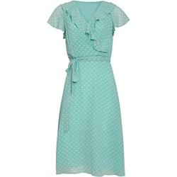 f892382e5c Sukienka Smashed Lemon z krótkim rękawem
