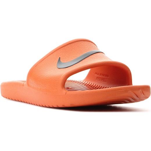 85% ZNIŻKI Klapki damskie Nike płaskie bez zapięcia Buty