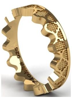 Obrączka Korona Gold   Kohha - kod rabatowy