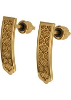 Kolczyki srebrne Classic Gold   Kohha - kod rabatowy