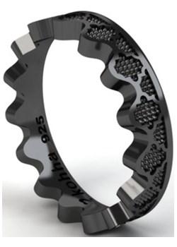 Obrączka Korona Black   Kohha - kod rabatowy