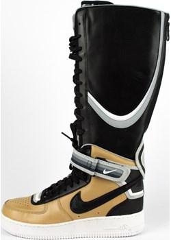 Buty WMNS Air Force 1 BT SP Tisci vachetta tan / black (669918-200)  Nike matshop.pl - kod rabatowy