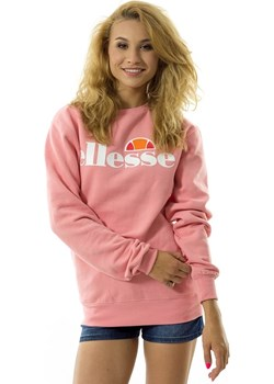 Bluza damska Ellesse sweatshirt Agata pink  Ellesse matshop.pl - kod rabatowy