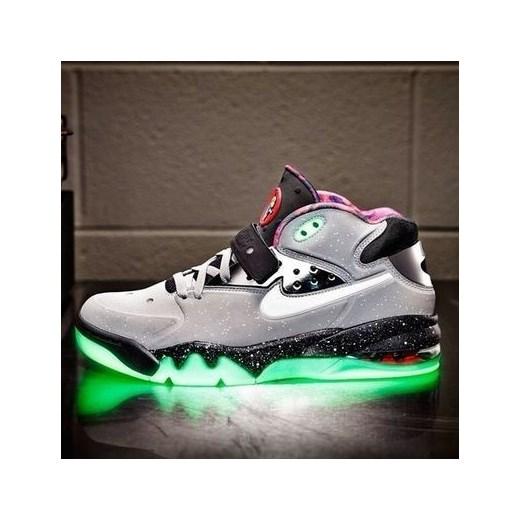 Buty sportowe męskie Nike air force sznurowane