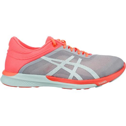 Buty sportowe damskie Asics do biegania fuzex sznurowane
