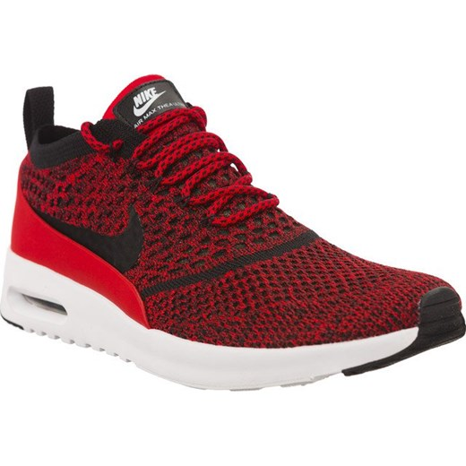 8168b3a2 Buty Nike sportowe damskie do biegania air max thea sznurowane tkaninowe