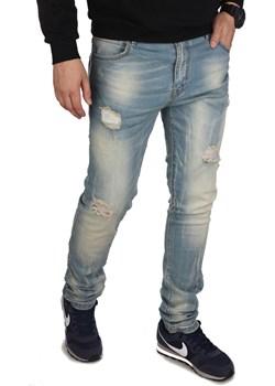 Spodnie Jeansowe Slim Męskie od Neidio J1603 okazyjna cena Neidio.pl - kod rabatowy