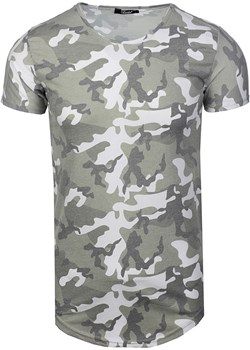 T-Shirt Męski Moro Slim od Neidio 3015 Bless promocja Neidio.pl - kod rabatowy