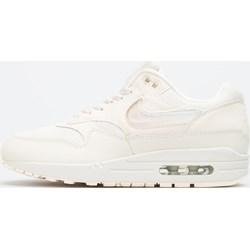 02c4dd4140298 Buty sportowe damskie Nike dla biegaczy beżowe sznurowane na wiosnę gładkie  na koturnie