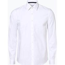 10119c0e3 Białe koszule męskie calvin klein długi rękaw, lato 2019 w Domodi