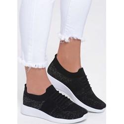 f128a3898767 Renee buty sportowe damskie do fitnessu wiązane gładkie płaskie