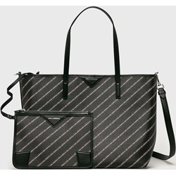80db5af5bc91a Shopper bag Karl Lagerfeld ze skóry ekologicznej
