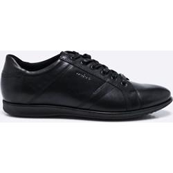 6f9d1e7c Czarne buty męskie, lato 2019 w Domodi