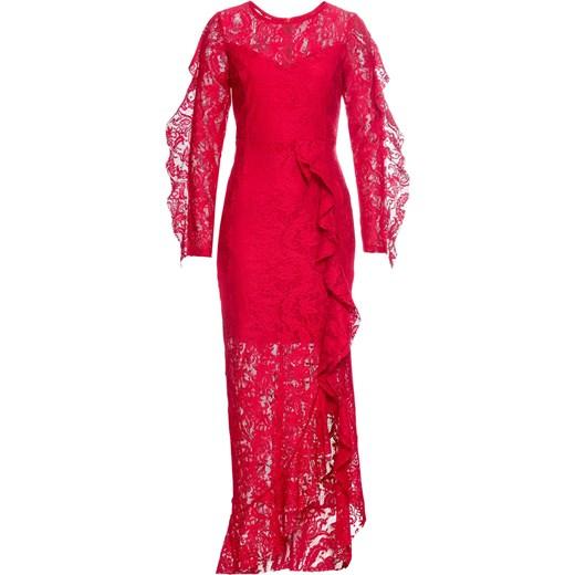 stable quality well known retail prices Sukienka Bodyflirt Boutique z okrągłym dekoltem koronkowa