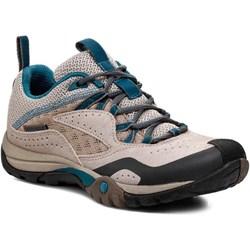 2c88c584 Buty trekkingowe damskie Merrell sportowe płaskie sznurowane